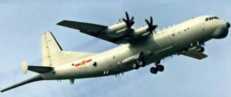 飞机―――反潜巡逻机