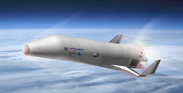 美急切推进试验性太空飞机项目xs-1