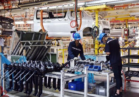 定长安客车制造有限公司累计销售汽车4.06万辆,创历史新高