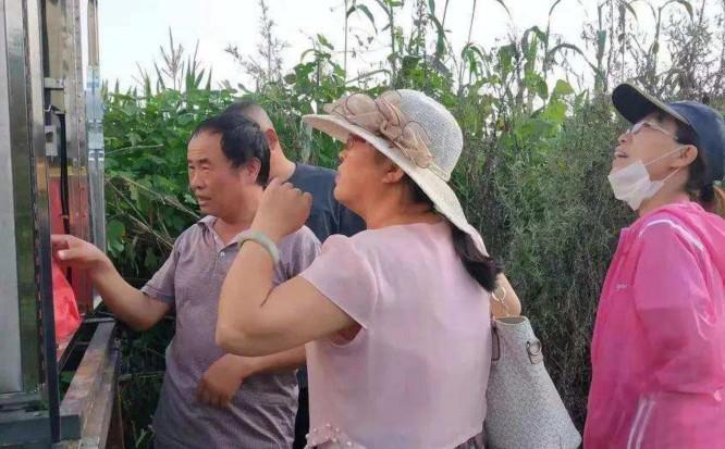 市农业农村局在全市设立5个草地贪夜蛾监测点