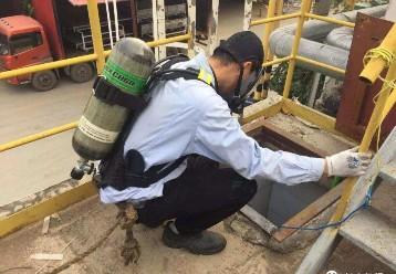 长安客车制造工程部焊装车间组织开展有限空间作业现场处置演练