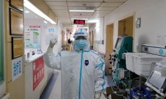支援湖北抗疫医疗队队员王建宾:我不是英雄,但我必须出征