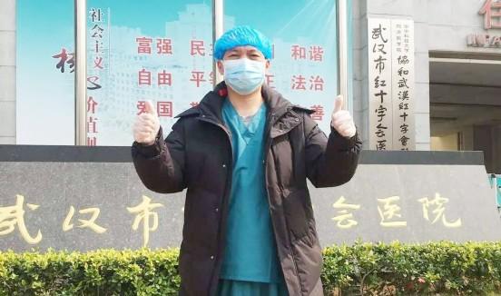 我市第二批支援湖北抗疫医疗队队员赵向辉 战疫不胜,我誓不归!