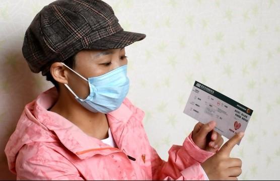 省七院支援湖北医护人员周兴棉 今生最骄傲的事,就是在武汉拼过命
