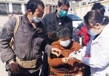 清风店镇抓好疫情防控同时努力做好健康扶贫各项工作