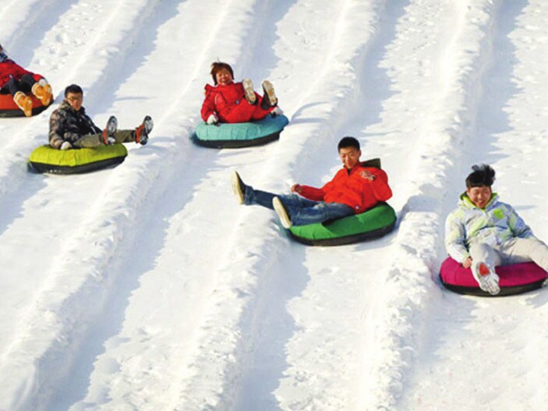 东胜滑雪场