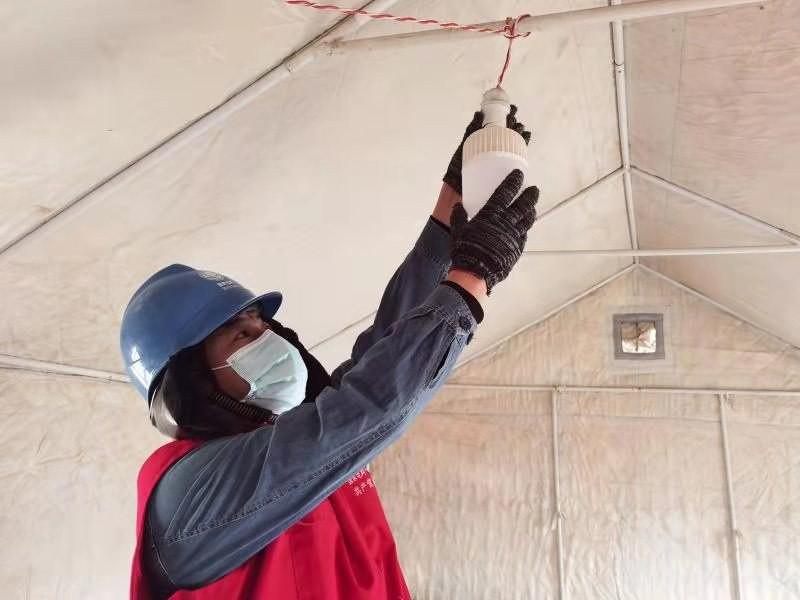 市供电公司: 疫情防控当前,供电服务不打烊