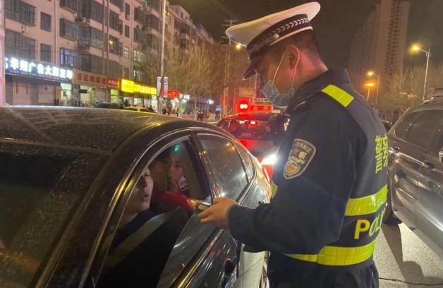 市公安局交通管理大队开展2021年第8次统一行动