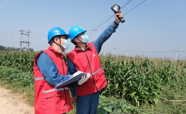 供电公司加大对重点部位、重要供电线路的巡查力度