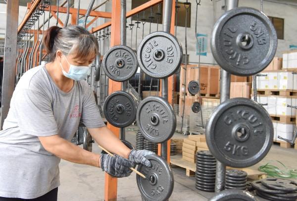 河北恒达健身文化用品集团有限公司紧盯市场需求,坚持创新发展